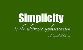 simplicity_leonardodavinci