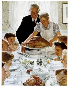 Norman-Rockwell-Thanksgiving
